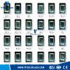 Blocchetto di vetro libero/blu/verde/colore rosa di sicurezza indurita Tempered (GB)