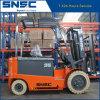Snsc 3.5tの電池式の電気フォークリフト