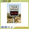 중국 레이다 속도 표시 판매를 위한 휴대용 레이다 속도 교통 표지에서 도매