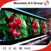 Una montaña de Li-P2 todo color de interior LED Junta de TV