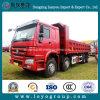 판매를 위한 Sinotruk HOWO 12wheel 371HP 덤프 트럭