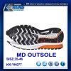 MD especial Outsole de la venta al por mayor del diseño para los zapatos del deporte del hombre
