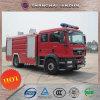 Пожарная машина Sg70m цистерны с водой высокого качества шассиего 4X2 человека Jindun