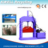 Tagliatrice di gomma idraulica/taglierina di gomma della balla singola lama/taglierina d'imballaggio della ghigliottina