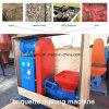 Van de Katoenen van Broomcorn van de Zonnebloem van Bmaboo de Briket die van de Houtskool Biomassa van Stelen Machine maken