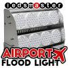 LED 공항 빛. 공항 활주로 신호 불빛 100-1000W