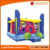 Aufblasbarer springender federnd Schloss-Prahler für Kinder (T1-227)