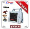 Monitor de veterinaria, ECG, PNI, SpO2, 2 de la temperatura, pulso, Opcional de ETCO2, el IBP, Veterinaria Monitor de Paciente, buen precio.
