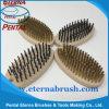 Escova material de aço de Golden&Carbon das escovas industriais