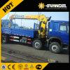 Sq12sk3q de Opgezette Kraan van 12 Ton Vrachtwagen met Chassis Sinotruk