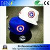 Sombrero Cinco-Acentuado de la gorra de béisbol del sombrero del capitán los E.E.U.U. Hip Hop de la estrella