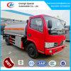 Mini-caminhão tanque de combustível com dispensador barato caminhão tanque de reabastecimento de combustível para motores diesel