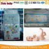O treinamento biodegradável descartável do bebê do OEM arfa o tecido sonolento do bebê
