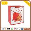Gâteau de casse-croûte de sucrerie de Suer-Coeur pour le sac de papier enduit de gosses