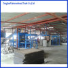Machine de fabrication de brique Qt5-15 automatique de la fabrication/du toit de la Chine formant la machine/roulis formant le matériel de construction de /Road de machine/brique réfractaire