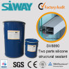 2 Compomentの化学シリコーンの絶縁のガラス密封剤