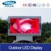 Panel LED Slim P10 en el exterior del panel de LED SMD 3528