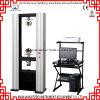 Machine de tension en plastique universelle de machine de test de résistance à la traction de tissu