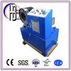 La CE aprobó la manguera de alta precisión con máquina de crimpado de alquiler de la manguera de agua de manguera portátiles máquina máquina engastado