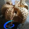 Punte di perforazione del pozzo d'acqua di PDC con 12 1/4 di pollice