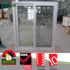Indicador de deslizamento interior da cor de prata, corrediça Windows do PVC