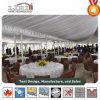 Grosse Hochzeits-im Freienereignis-Festzelt-Zelt im Bereich-Platz
