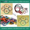 RubberO-ring van het Silicone van de goede Kwaliteit de Gekleurde