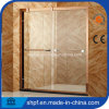 Venda quente feita no deslizamento de vidro do cerco do chuveiro de China