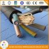 Zuverlässiges Kabel 4mm der QualitätsH05rn-F 300/500V flexibles USB-Daten-Kabel