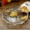 유럽 가구 설탕에 절인 과일 무연 수정같은 현대 큰 접시