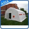 Tienda Emergency portable, tienda médica inflable de China, tienda de abrigo inflable