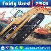 Máquina escavadora usada lagarta do gato 320b da máquina escavadora para a venda