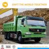 販売のためのHOWO 371HP 6X4のダンプカーのダンプトラック