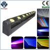 Bewegliche Hauptstufe-Leuchte des 8 Kopf-Stab-Pixel-Träger-LED