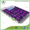 Konkurrierende Innensicherheits-großes Trampoline-Bett