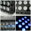 La promoción de ventas 12*15W impermeabiliza la luz de la IGUALDAD, la energía de batería impermeable ULTRAVIOLETA de la luz IP65 de la IGUALDAD de RGBWA y la luz teledirigida sin hilos de la IGUALDAD IP65 de DMX y del IR