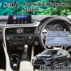 De androïde AutoInterface van Navigatie 7.1 voor Lexus Rx 200t het Scherm 2015-2018, Google/Waze van 8 Duim