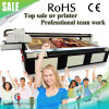 4X8 Pies de gran escala UV LED Flatbed Printer
