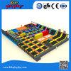 Multi-fonctions Sport Games Trampoline intérieur professionnel à vendre