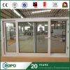 PVC El más último diseño Ventana de cristal que se desliza Ventanas y puertas a prueba de aire