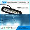 6-LED 18W luz de la lámpara de conducción de vehículos de trabajo del punto de Jeep