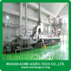 Aço inoxidável Parboiling moderna fábrica de transformação de moinho de arroz