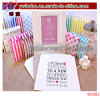 De Boda personalizadas bolsas de dulces favores de boda Confe dulce (W1083)
