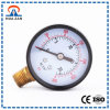 Essai ouvert de manomètre de pression absolue de tube de différentiel