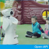 [سنبوت] مفتوحة [أبي] من صنع وفقا لطلب الزّبون خدمة ذكيّة تحاوريّ ترفيه الإنسان الآليّ