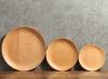 Madera natural del color de la nueva manera disco del estilo de la haya el pequeño