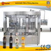 Het Vullen van de wodka Machine