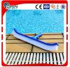 Pincel de parede de piscina de poliéster curvo padrão de 18 '/ 45cm
