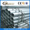 Tubo BS1387 Galvanización en caliente de acero ERW