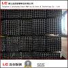 Pipa de acero rectangular engrasada de 50mmx25m m para la estructura Tailandia exportada edificio